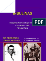 Insulinas 2009