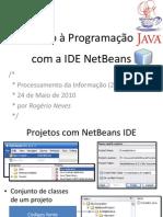 00 Introd. Prog. Java Com NetBeans