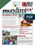 Gazeta Mendimi 14