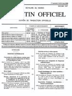 le réglement général du cdvm