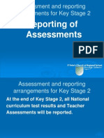 assessment and reporting 2014