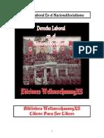 Anonimo-Derecho Laboral en El NacionalSocialismo