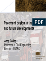 S 3-3 Pavement Design in UK & Future Developments A_Collop