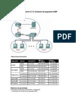 6.7.2 Practica de laboratorio análisis de un paquete ICMP