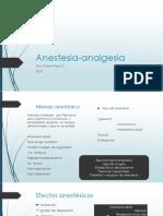 5 Analgesia Anestesia