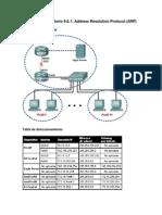 9.8.1 Protocolo de resoloción de direcciones ARP