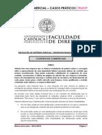 Direito Comercial - Casos Práticos