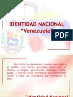 Identi Dad Nacional Venezuela