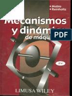 Mecanismos y Dinamica de Maquinaria