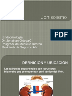 Cortisolismo Endocrino Med Inter.