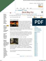 Devil May Cry - Guía en MER12..