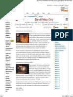 Devil May Cry - Guía en MER22..