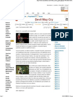 Devil May Cry - Guía en MER23..