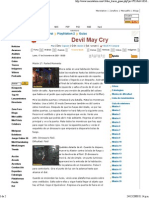 Devil May Cry - Guía en MER24..