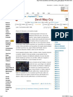 Devil May Cry - Guía en MER26..