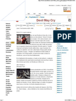 Devil May Cry - Guía en MER30..