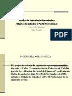 Agronomía - OBJETO DE ESTUDIO Y PERFIL PROFESIONAL(2)
