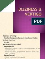 Dizziness & Vertigo Dr Jenie