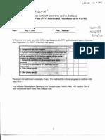 T5 B65 GAO Visa Docs 5 of 6 Fdr- 7-1-02 GAO Interview of Les Hickman- Amman