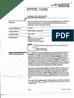T5 B65 GAO Visa Docs 5 of 6 Fdr- 7-2-02 GAO Interview of FTTTF 805