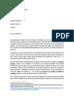 Carta de Marité Bustamante a director de El Comercio