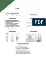 Dominio y Recorrido Para Imprimir