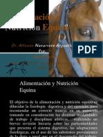 PRESENTANCION ESPE Alimentación y Nutrición Equina