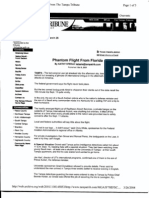 T5 B68 Press Accounts Fdr- Entire Contents- Saudi Flights- 2 Emails and 6 Media Reports (1st Pgs for Reference)