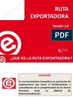 Ruta Exportadora 2013 v2.0