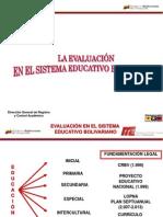 laevaluacinenelsistemaeducativobolivariano-120609223343-phpapp01