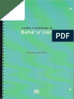 Orações e Meditações de Bahá'u'lláh