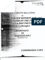T5 B70 Saudi Flights FBI Docs 2 of 4 Fdr- Passenger Interview Tab- Entire Contents- FBI Docs 687