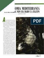 Historia Gastronomia Meditarranea