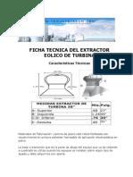 f.tecnica Turbina