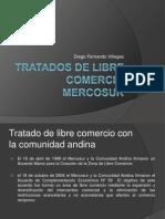 Tratados de Libre Comercio Mercosur