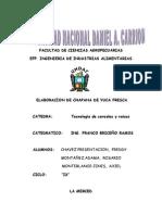 Elab. de Chapana