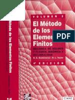 36772666 Zienkiewicz Taylor El Metodo de Elementos Finitos Esp Vol 2