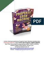 Property Cash Machine (excerpt)
