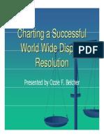 Belcher-O - WW Dispute Resolution