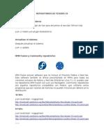 Instalar Repositorios de Fedora 19