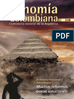 Economia Colombiana Ed 338