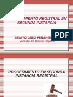 Tribunal Registral_ Precedentes y Acuerdos_Beatriz Cruz_26.03.2013