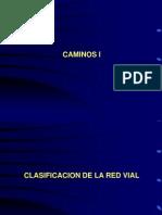 1 Clasificacion Red Vial CAM I