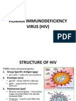 HIV - Pathogenesis
