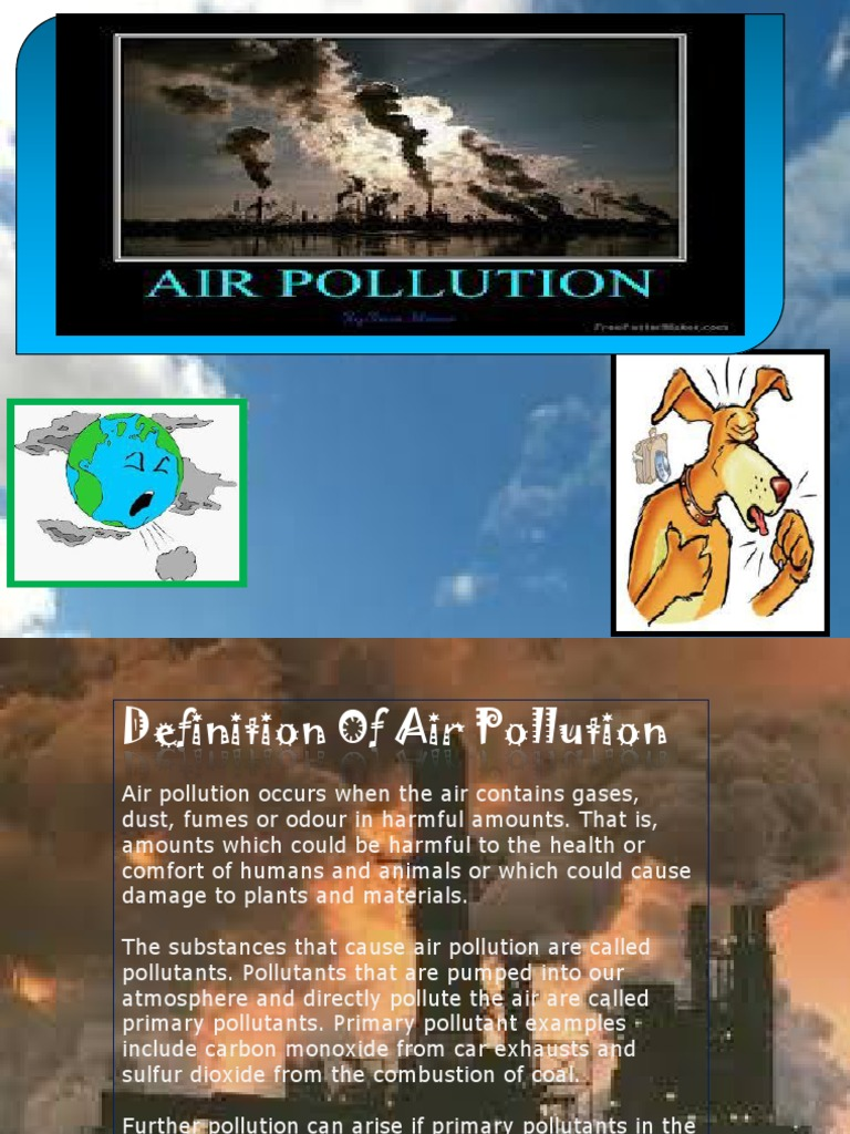 air pollution | exhaust gas | air pollution