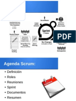 Presentación final de Scrum