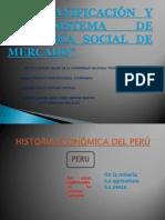 EXPOSICIÓN DE PLANIFICACION Y ECONOMÍA SOCIAL DE MERCADO