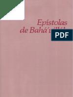 Epístolas de Bahá'u'lláh Reveladas Após o Kitáb-i-Aqdas parte 2