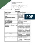 Protocolo y Fuentes Documentales 2013 - 1