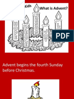 What is Advent? Just for Kids!